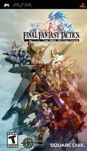 Descargar Final Fantasy Tactics The War Of The Lions [English] por Torrent